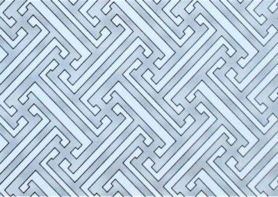 GT-5 Maze Tapestry
