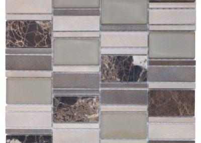G53 Bronze Tile Mosaic