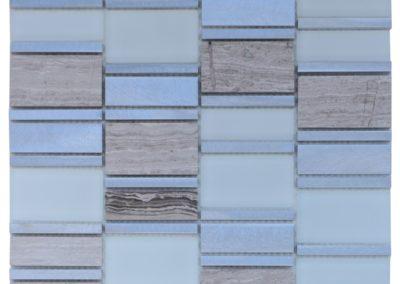 G54 Arctic Tile Mosaic