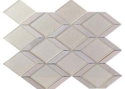 G60 Gold Rhombus Mosaic