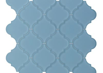 G77 Baby Blue Lantern Arabesque